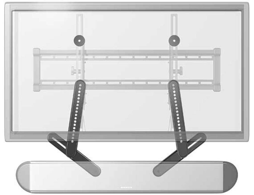 sanus tv wall mount manual