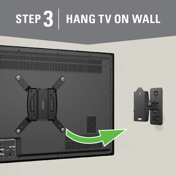 Sanus Vuepoint Fsf207 Full Motion Wall Mounts Mounts