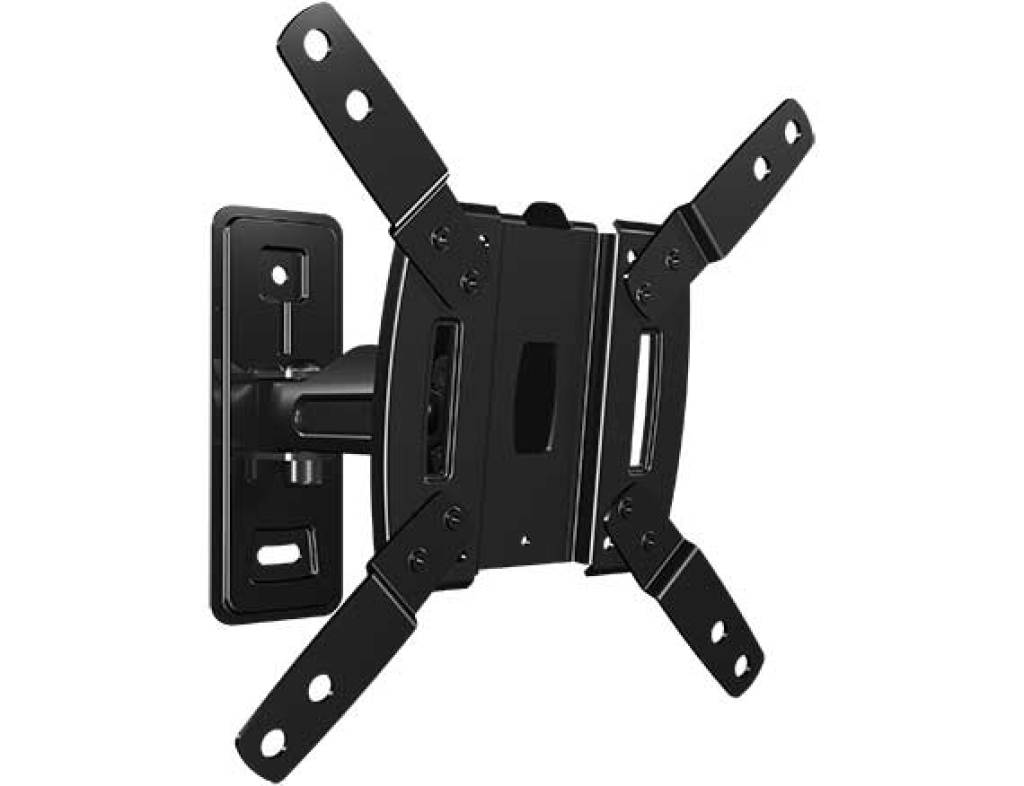 Sanus Vuepoint F107d Full Motion Wall Mounts Supports