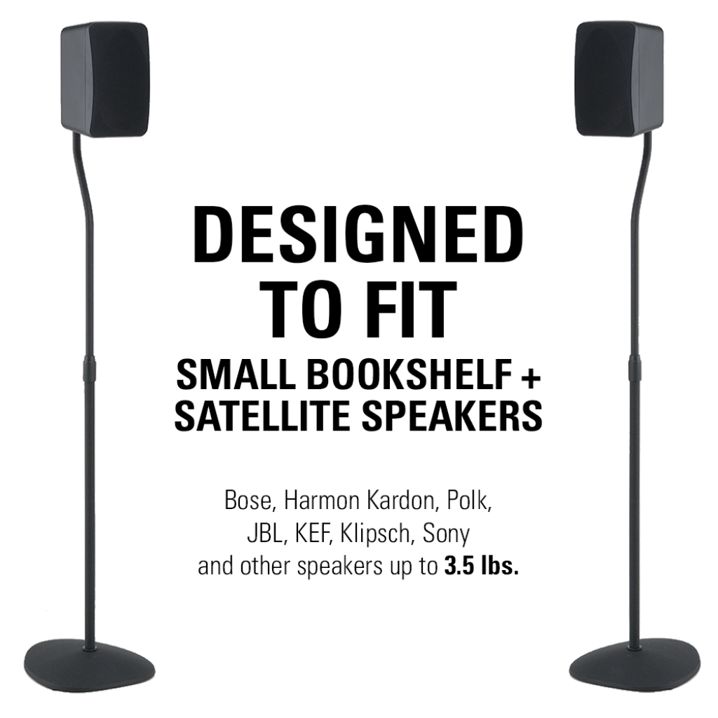 Compatible With Any Speaker